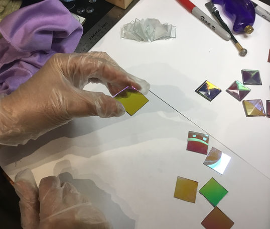 Stained Glass Technique