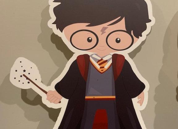 Boy Wizard Icon