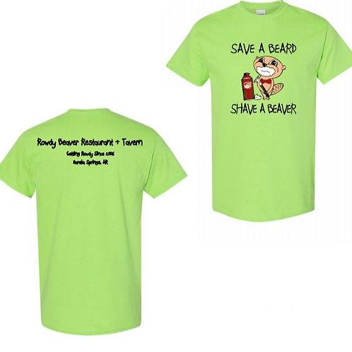 Save A Beard T-Shirt
