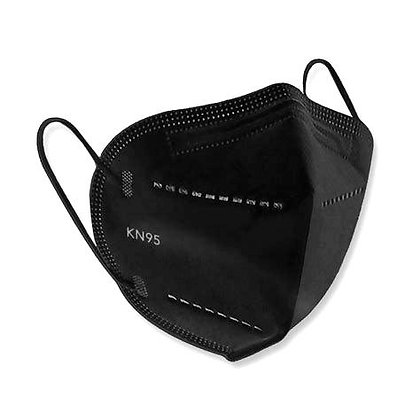 Black KN95 Masks (Box of 50)