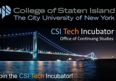 CSI Technology Incubator: Apply Now