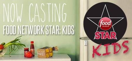 Food Network Star – Kids!