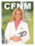 A Center For New Medicine Magazine Cover