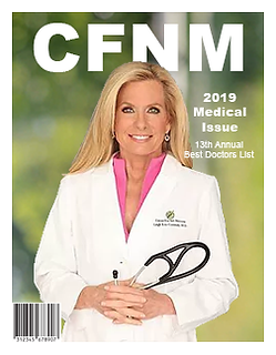 A Center For New Medicine Magazine Cover