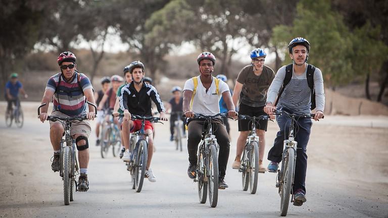 רכיבה על אופניים - ויטמין שיא