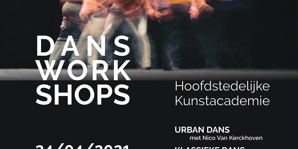 Dag van de Dans - Dansworkshops