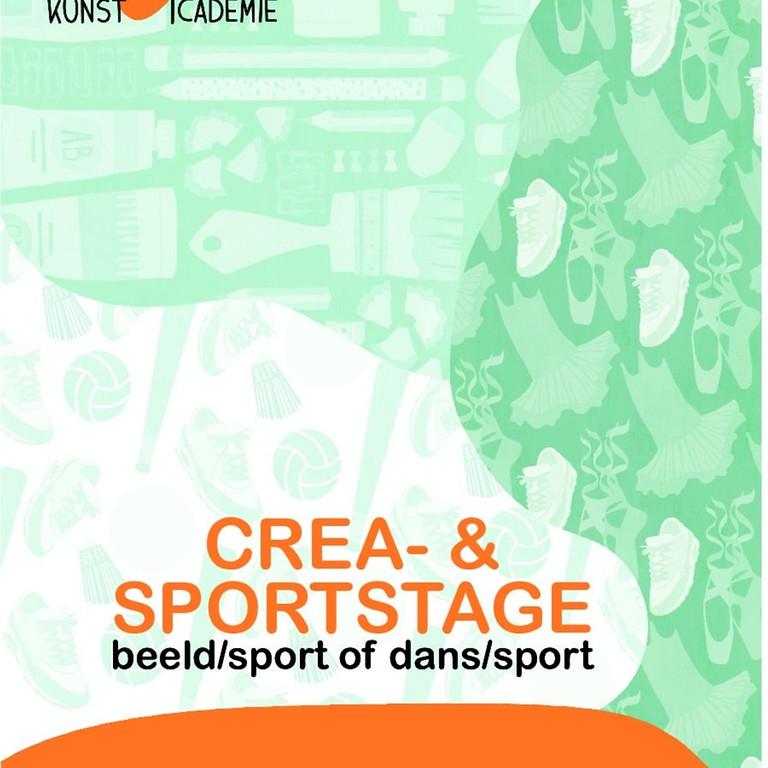 Crea- en Sportstage