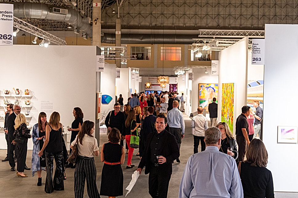 EXPO CHICAGO Vernissage 2019. Image Cour