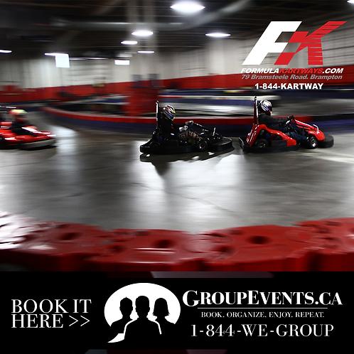 FORMULA KARTWAYS | Grand Prix