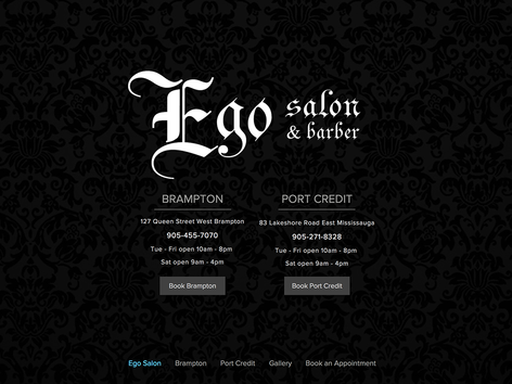 Ego Salon & Barber