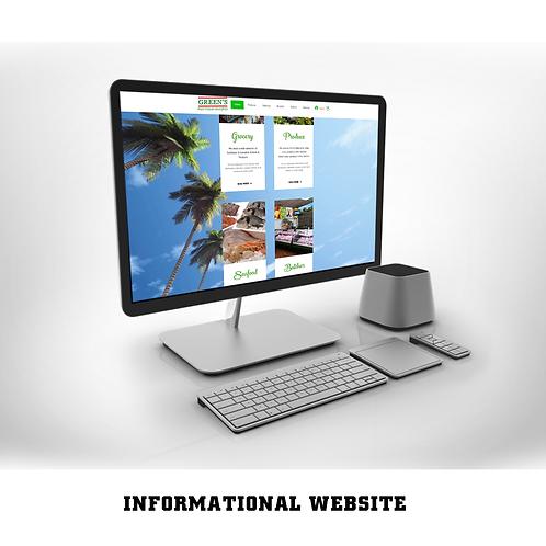 Website Informational