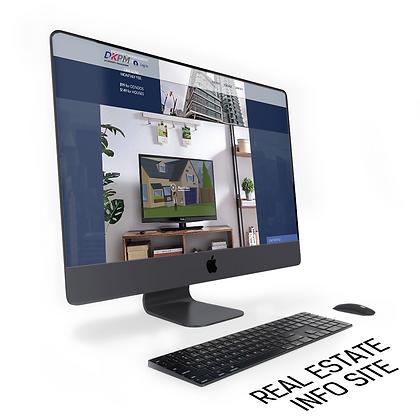 Real Estate Info Site
