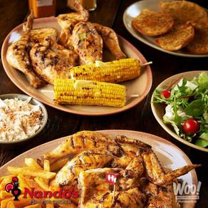 Nandos Chicken North Brampton
