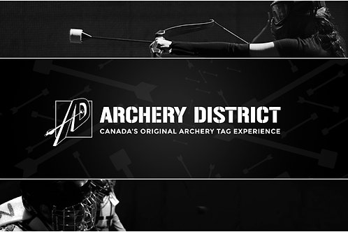 ARCHERY DISTRICT   Mississauga   1.5 HR Arena Time