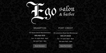 Ego Salon & Barber