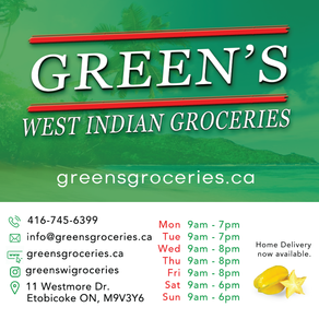 Greens West Indian Groceries
