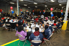 Lunchtime on Mfg Day at DMS
