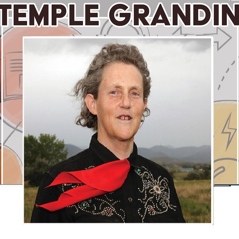 POSTPONED: Temple Grandin