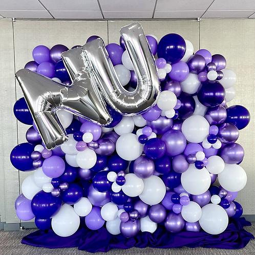 Bubbly Balloon Wall