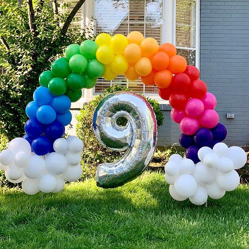 Petite Rainbow Arch