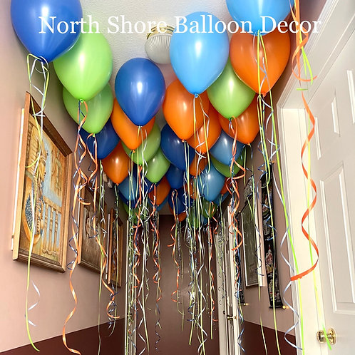3 Dozen Hallway Balloons