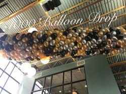 balloon drop new years eve