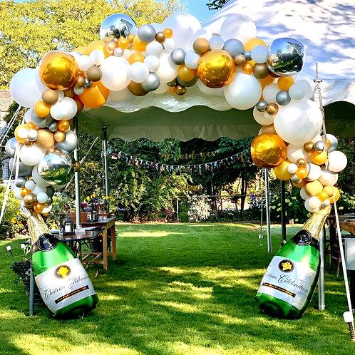 Wedding Anniversary Arch