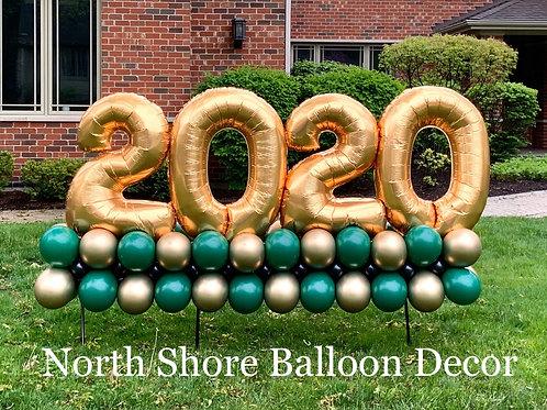2021 Grad Display