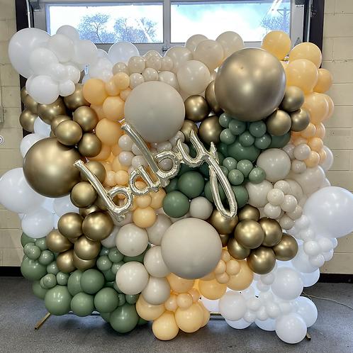 Balloon Wall 7x7