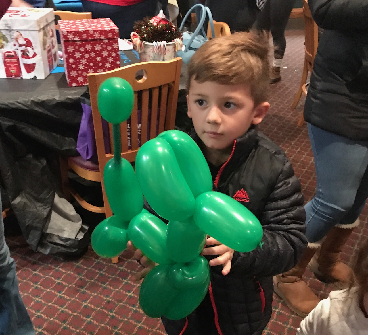 big dog balloon