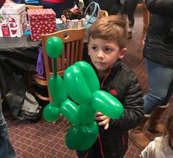 big dog balloon