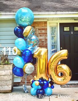 yard-balloons-sweet-sixteen-glenview-il-