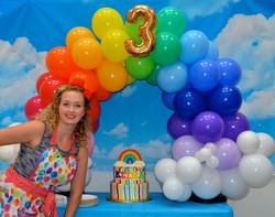 Megan rainbow