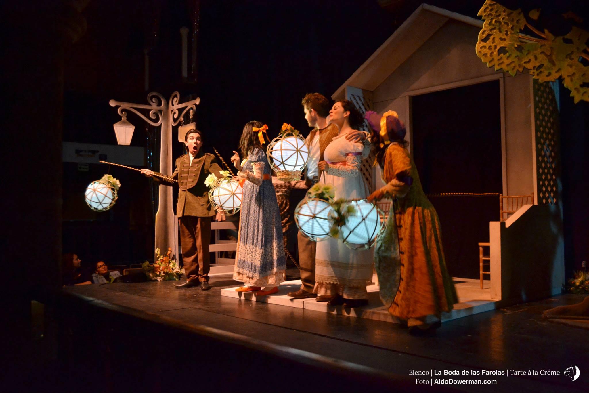 Offenbach, Le mariage aux lanternes