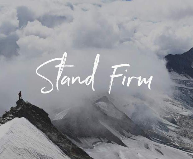 STAND FIRM CLASSES