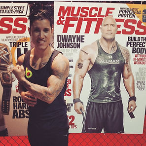 the rock, wwe, mr olympia, muscle & fitness, bang energy