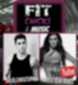 fit, chicks & music, david christopher, pamela jean noble, fitness, fit, gym, youtube, biohackertv, hot girls, fit girls, music