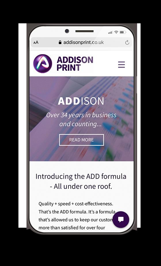 Addison Print