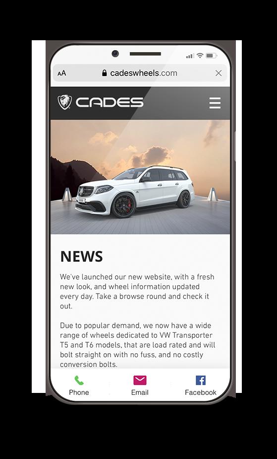 Cades Wheels