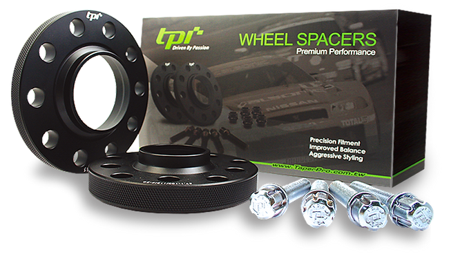 TPi wheel spacers and bolts