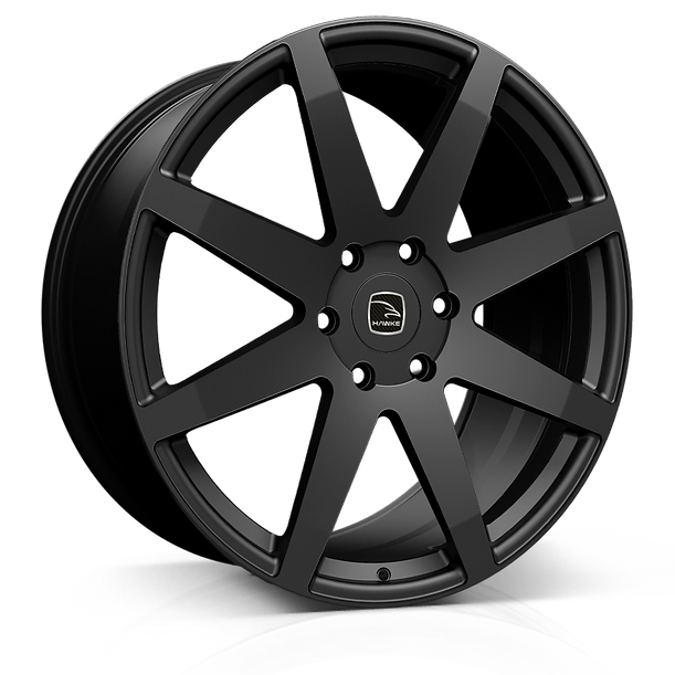 22x9.0 6-139 ET30 HAWKE KNOX XL MATT BLACK C106