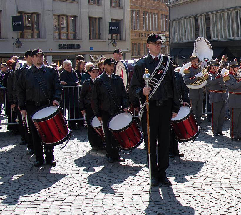 Assermentation Police Lausanne 2015