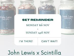 SCINTILLA IRL with John Lewis