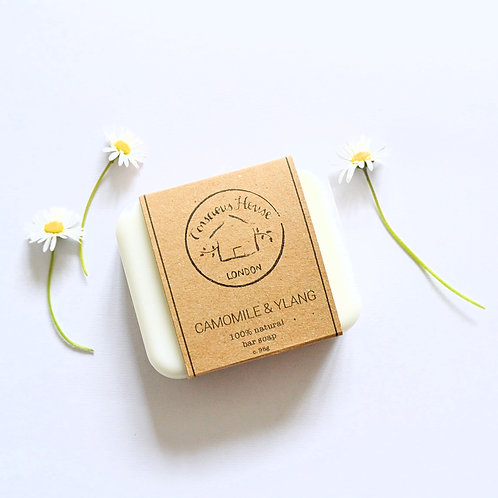 Camomile & Ylang Bar Soap