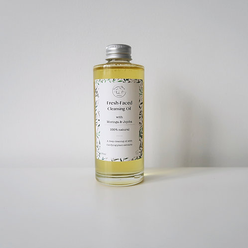 Fresh-Faced Cleansing Oil