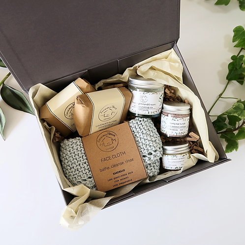 Consciously Pamper Box