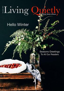 Living Quietly Magazine
