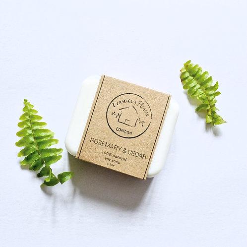 Rosemary & Cedar Bar Soap
