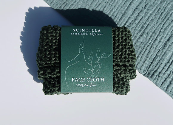 Super Soft Facecloth (4 colourways)
