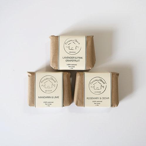Fresh Soap Trio